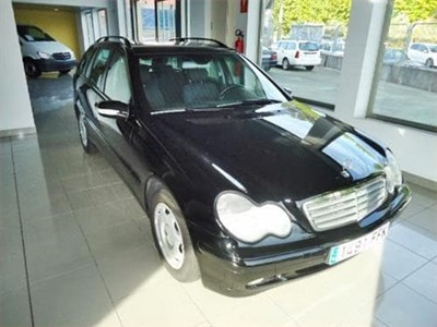 MERCEDES C 220 CDI Familiar